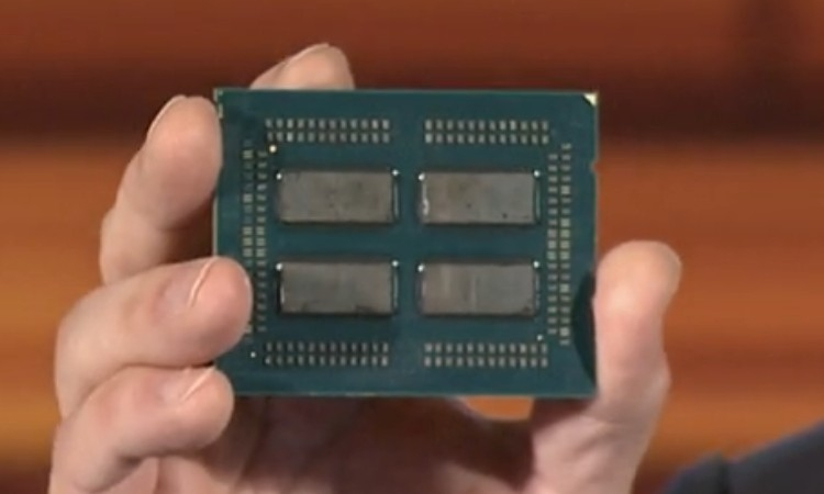 Процессор AMD EPYC первого поколения
