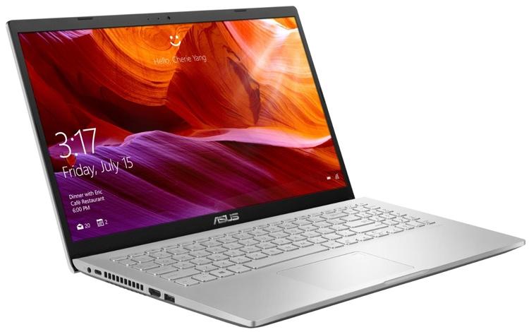 """Ноутбуки ASUS X409 и X509: дисплей NanoEdge, графика NVIDIA GeForce и цена от 23 тыс. рублей"""""""