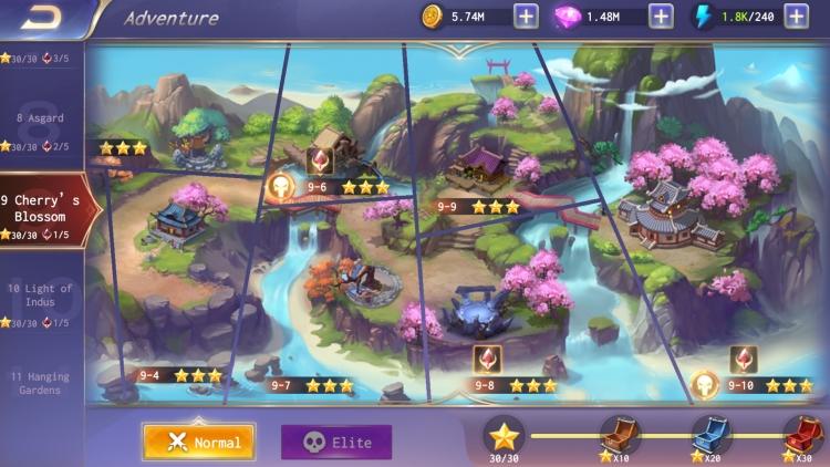 """SMITE Blitz — мобильная RPG во вселенной SMITE"""""""
