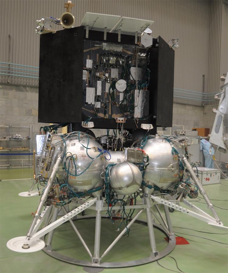 """Испытания составных частей станции «Луна-25» пройдут в 2019 году"""""""