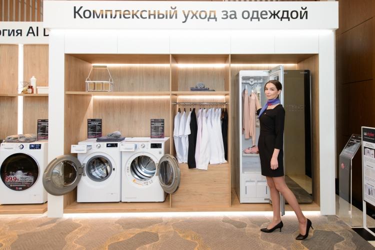"""LG представила новинки 2019 годадля россиян"""""""