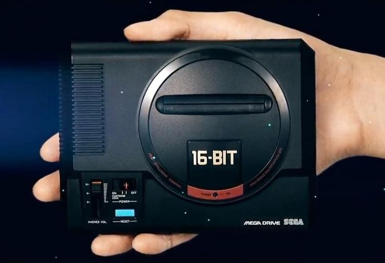 SEGA дополнила список игр Sega Mega Drive Mini — осталось раскрыть ещё 20 наименований