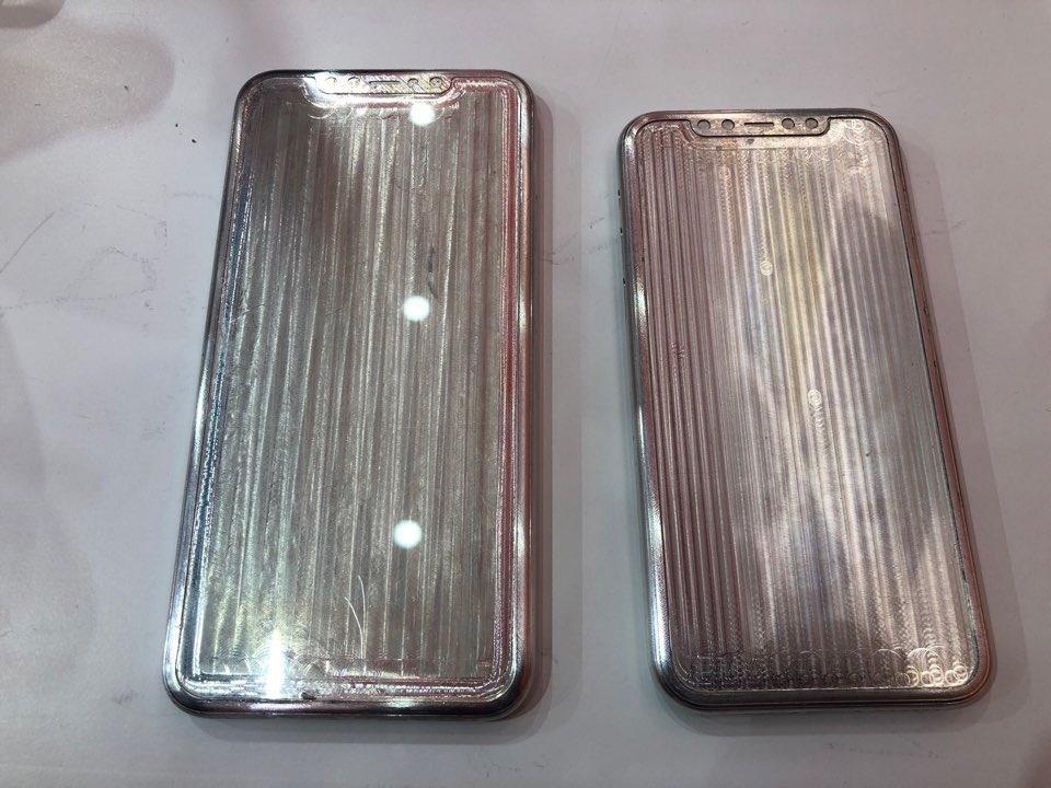 Всоцсети слили первые макеты новых iPhone