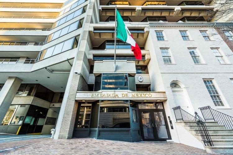 """Хакер опубликовал тысячи документов посольства Мексики"""""""