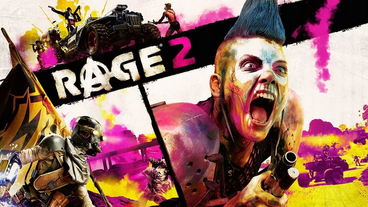 """id Software: RAGE 2 — не игра-сервис, но будет поддерживаться после запуска"""""""