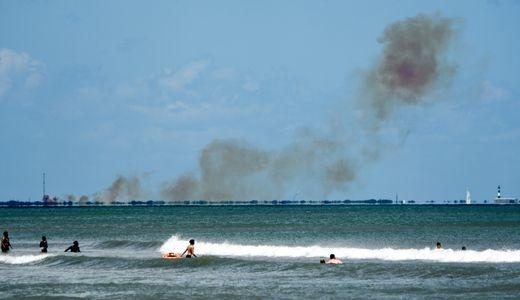 """Клубы дыма — у SpaceX произошёл сбой во время тестирования двигателей"""""""