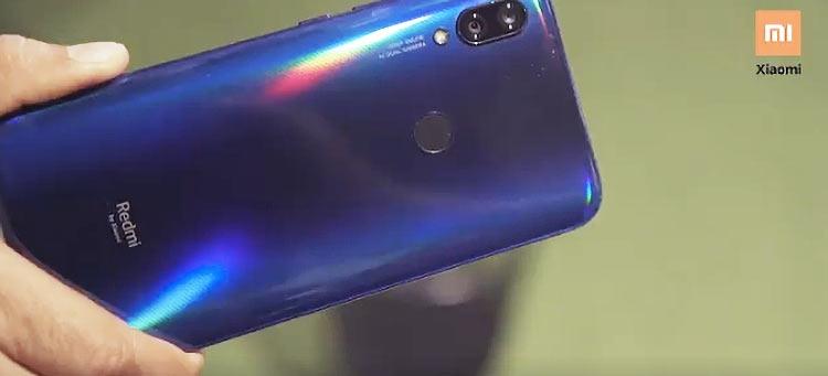"""Видео: официальный тизер Redmi Y3 показывает дизайн аппарата и проверку его на прочность"""""""