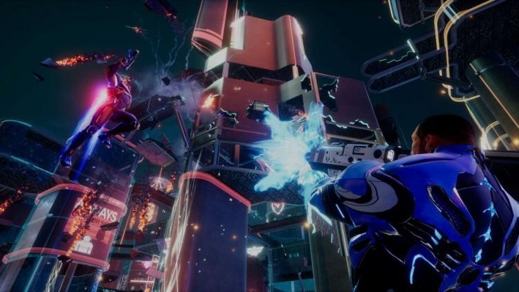 """Создатели Crackdown 3 добавили отряды в режим Wrecking Zone и раздают DLC для старых игр"""""""