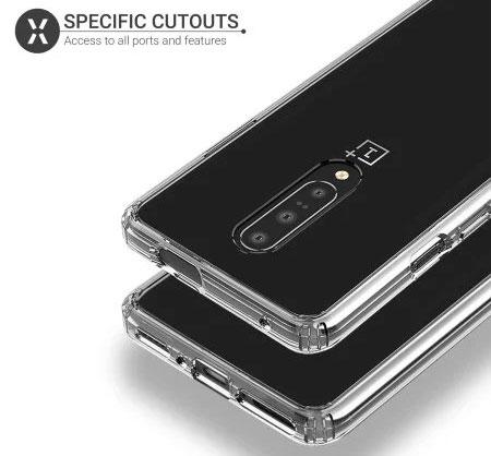 "Подробности о тройной камере OnePlus 7 Pro"""