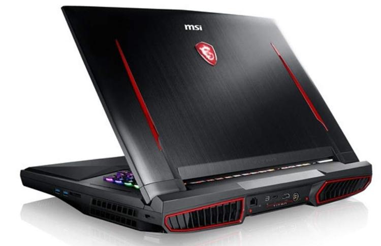 """MSI GT75 9SG Titan: мощный игровой ноутбук с процессором Intel Core i9-9980HK"""""""