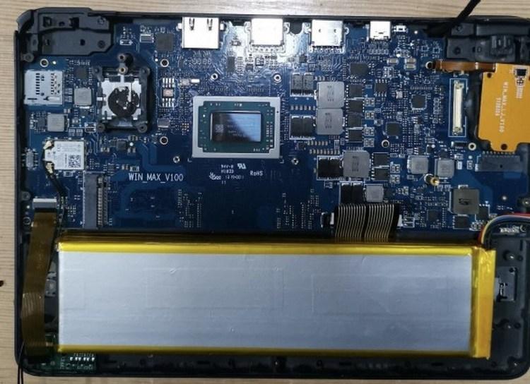"""Утечка подтверждает использование Ryzen Embedded V1000 в портативной консоли GPD Win 2 Max"""""""