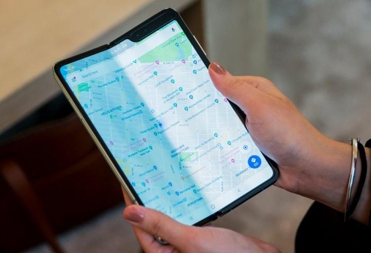 """Samsung откладывает запуск Galaxy Fold по всему миру [обновлено]"""""""