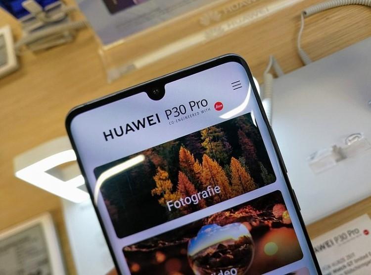 """Смартфон Huawei P30 Pro отправляет запросы на китайские серверы"""""""