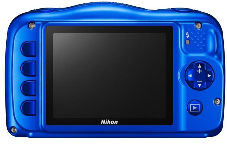 """Фотокамера Nikon Coolpix W150 не боится воды, пыли и падений"""""""