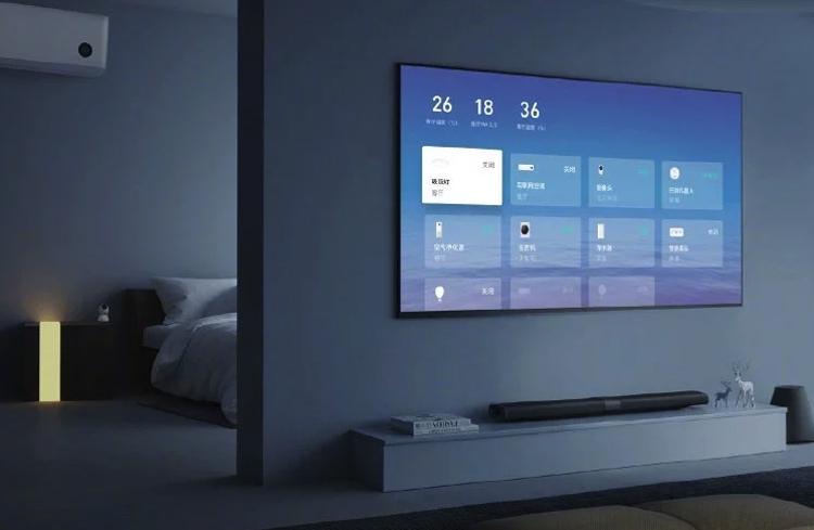 """Xiaomi Mi ART TV: 65-дюймовый телевизор-картина толщиной 13,9 мм"""""""