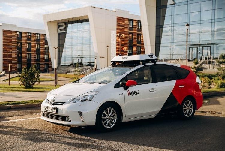 """В мае на улицах Москвы появится первый беспилотный автомобиль «Яндекс»"""""""