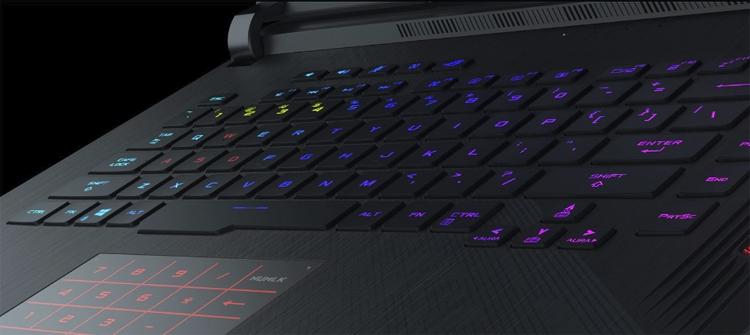 """Ноутбуки ASUS ROG Strix Scar III и Hero III: Intel Core i9, 32 Гбайт ОЗУ, 1-Тбайт SSD и графика GeForce RTX"""""""