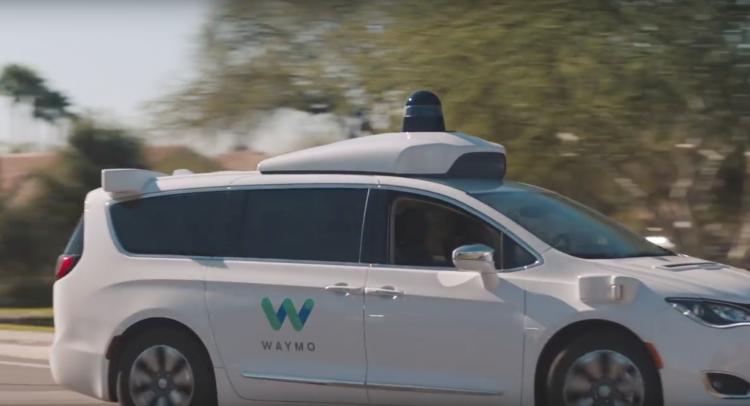 """Waymo решила производить самоуправляемые автомобили в Детройте с фирмойAmerican Axle & Manufacturing"""""""