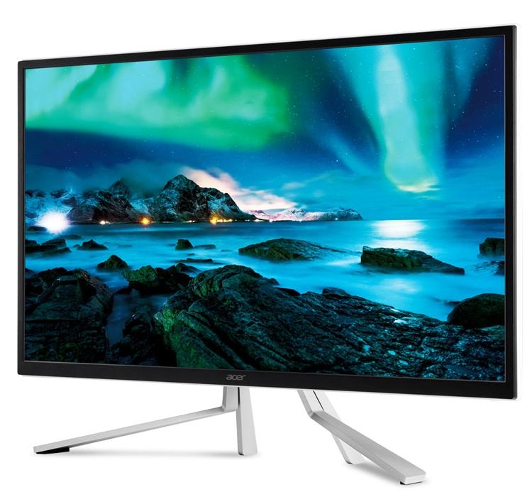 """Acer выпустила 4K-монитор с сертификацией DisplayHDR 600"""""""