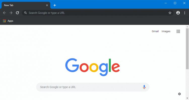 """Вышло обновление Chrome 74: спорная тёмная тема и оптимизации безопасности"""""""