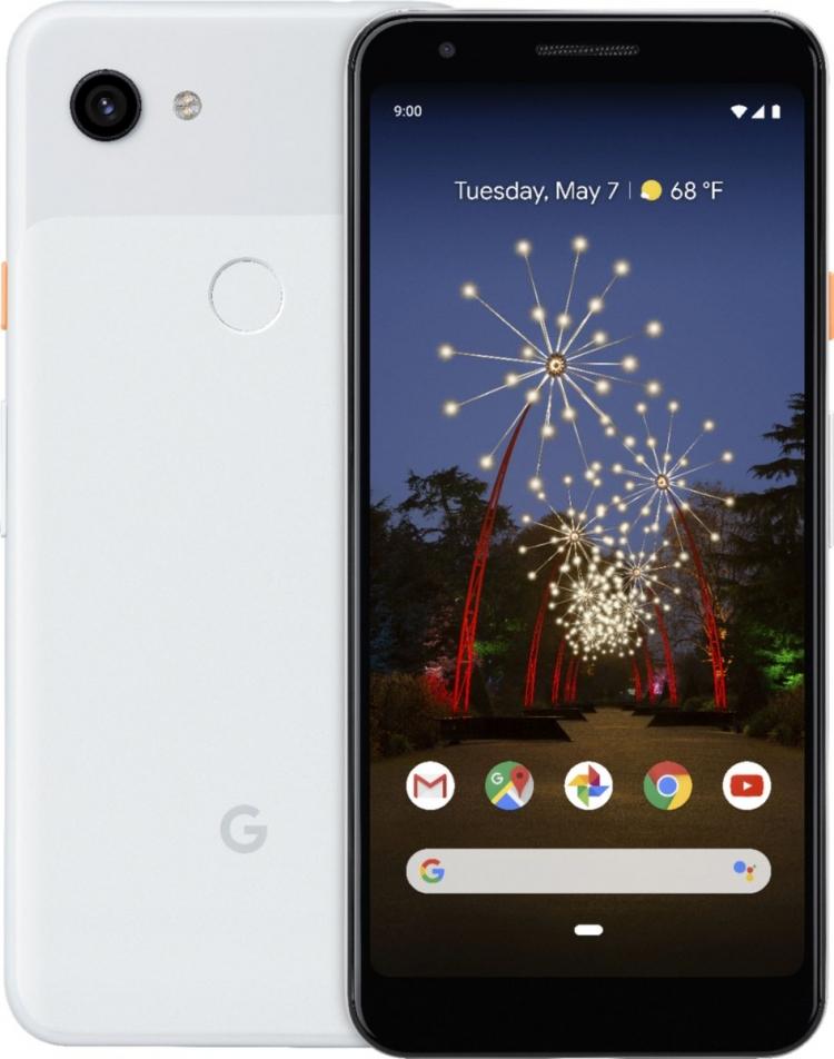 Утекший рендер показал смартфон Pixel 3a во всей красе