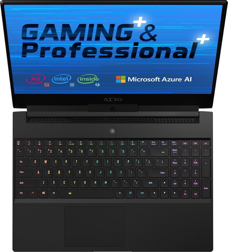 """GIGABYTE Aero 15 Classic: игровой 15,6"""" ноутбук весом в 2 кг"""""""