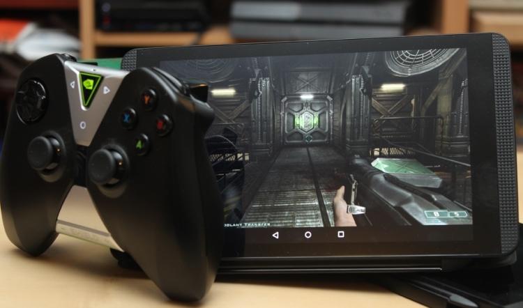 """NVIDIA может вести разработку трансформируемого планшета SHIELD"""""""