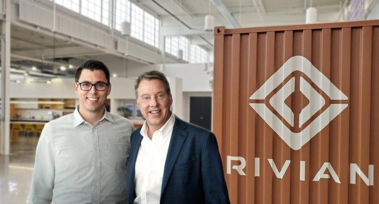 Ford инвестирует в Rivian $500 млн для создания «совершенно нового» электромобиля