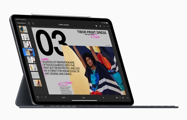 """iPad Pro может получить поддержку USB-мыши"""""""