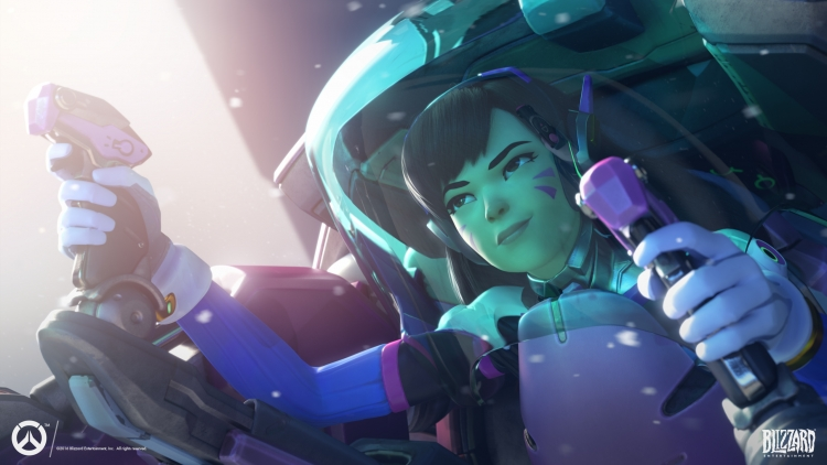 A workshop appears in Overwatch – an advanced script editor