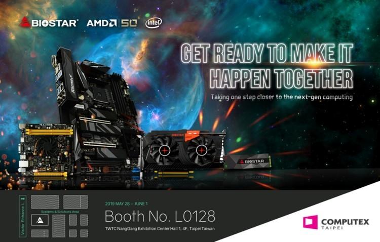 Biostar представит материнские платы на AMD X570 на Computex 2019 в конце мая