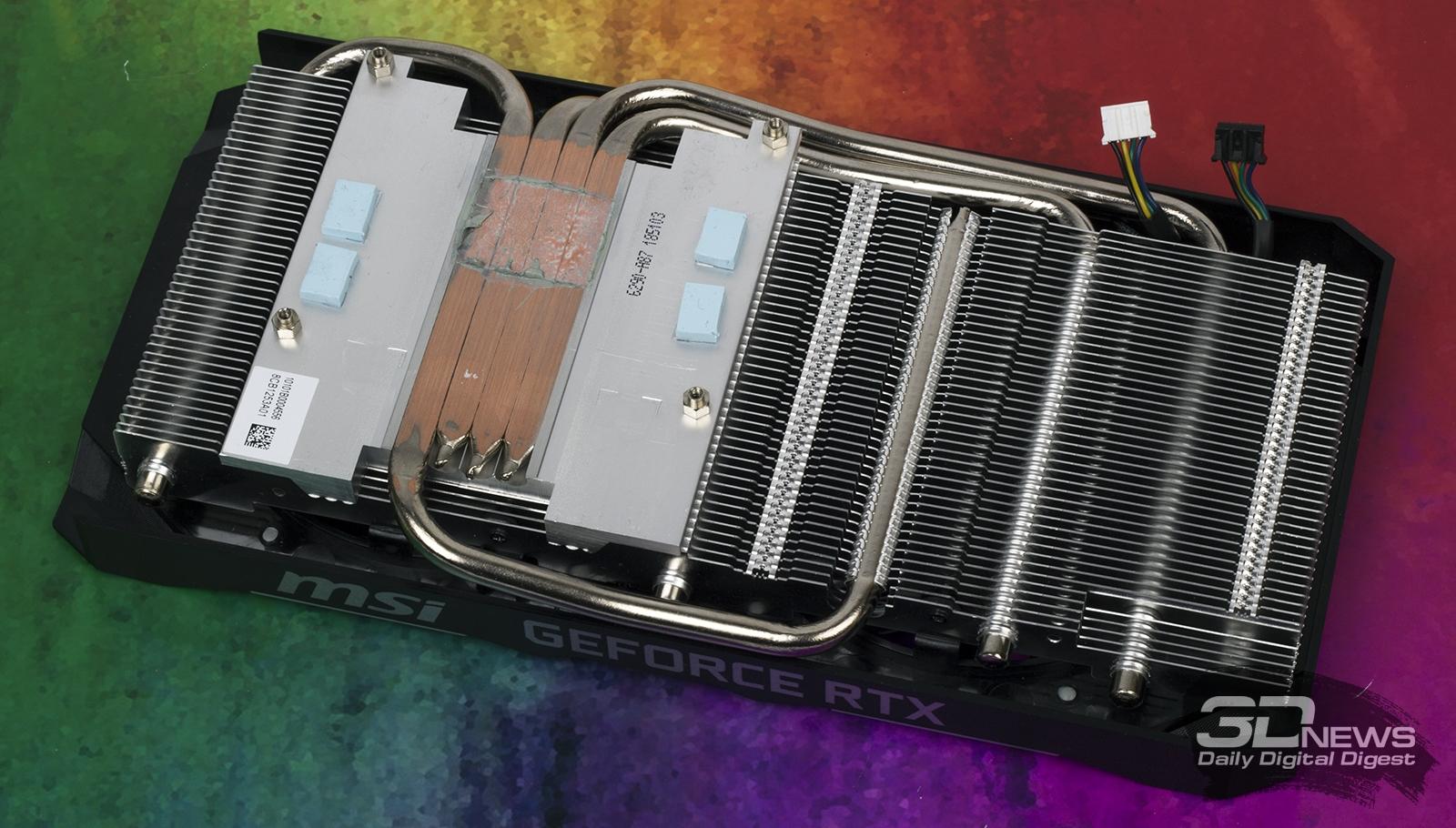 Обзор видеокарты MSI GeForce RTX 2060 Ventus 6G OC: самые