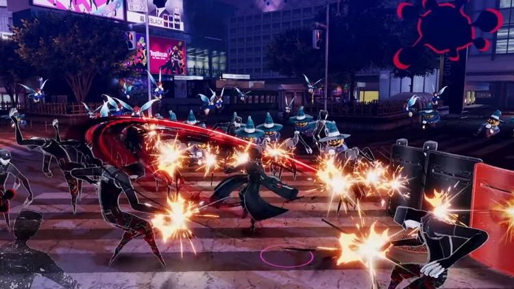 "Persona 5 Scramble: The Phantom Strikers анонсирована для PS4 и Switch, но это не то, что все ждали"""