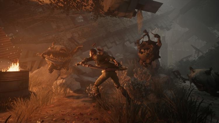 "Предзаказ экшена Remnant: From the Ashes откроет ранний доступ к игре"""