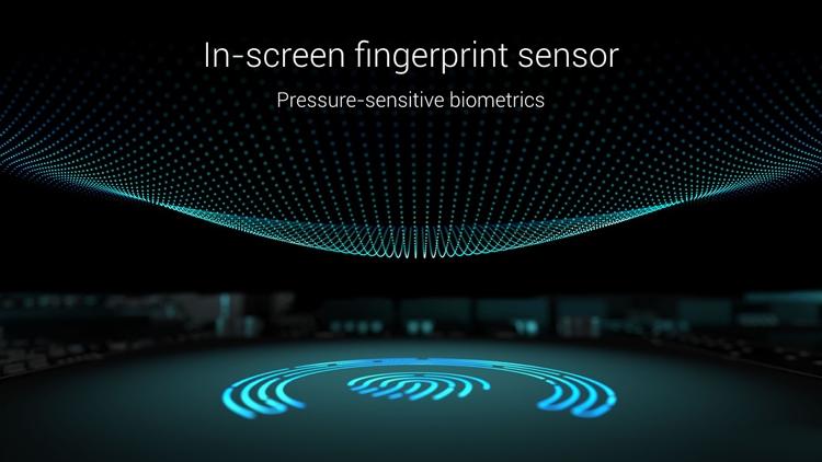 "Xiaomi встроит дактилоскопический сканер в LCD-экран смартфонов"""