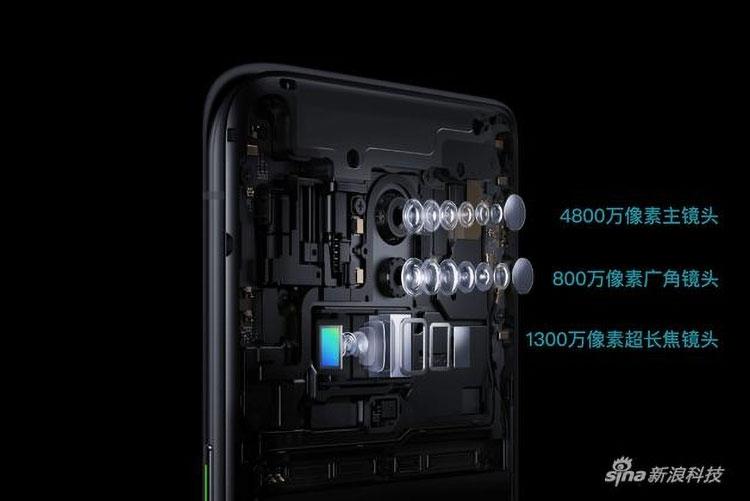 "Разборка Oppo Reno 10X Zoom Edition показывает устройство камер"""
