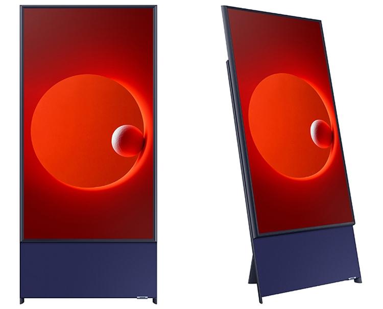 """Samsung Sero: ТВ-панель для просмотра «вертикального» контента"""""""
