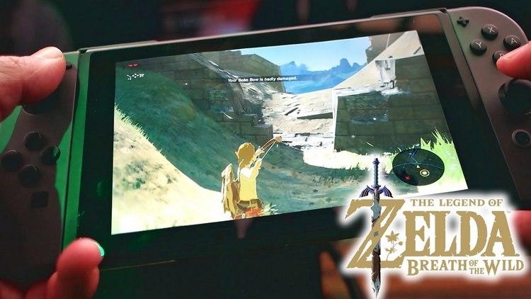 Процессор Nintendo Switch получил возможность разгоняться для ускорения загрузки игр