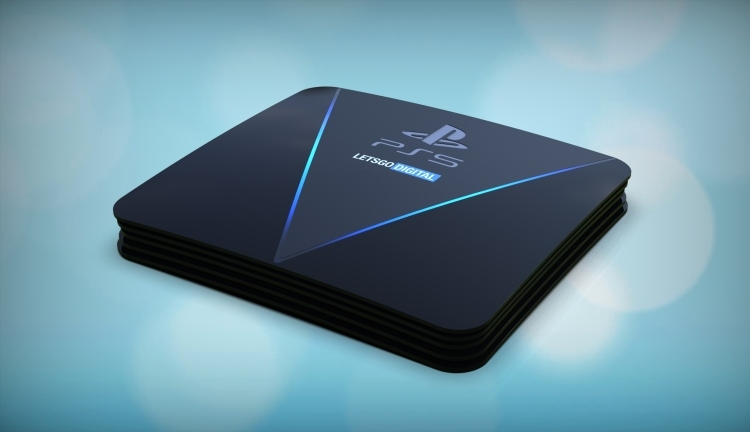 "Опубликованы рендеры консоли Sony PlayStation 5"""