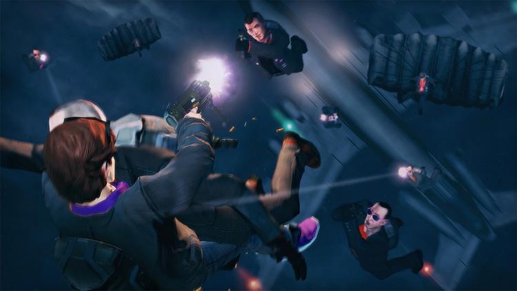 Безумное ограбление в свежем трейлере Saints Row: The Third – The Full Package для Nintendo Switch
