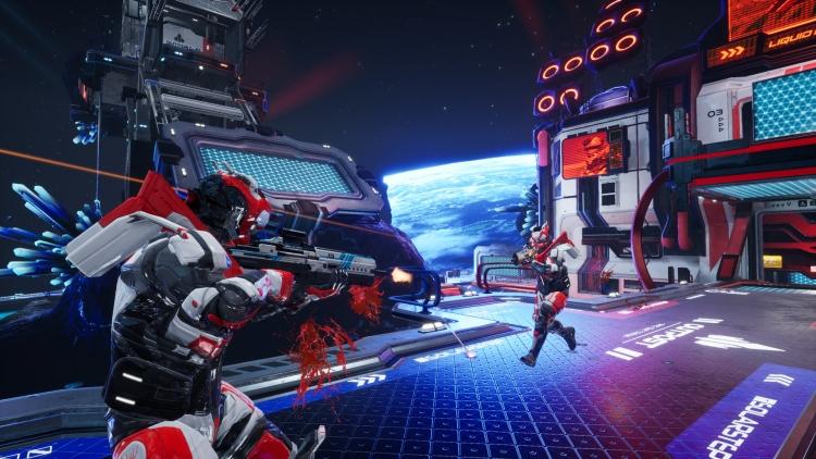 """Трейлер открытого бета-теста Splitgate: Arena Warfare, сетевого шутера с порталами"""""""