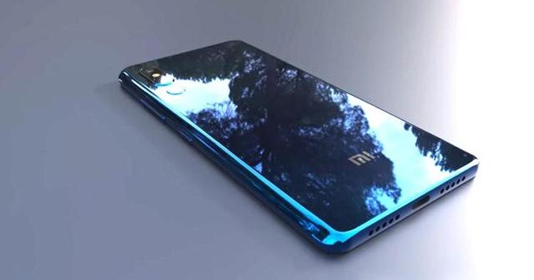 """Xiaomi 5G Concept Phone: двойной «перископ» и поддержка сетей 5G"""""""