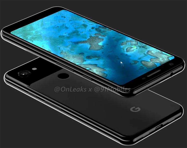 """От 399 долларов: названа цена смартфонов Google Pixel 3a и 3a XL"""""""