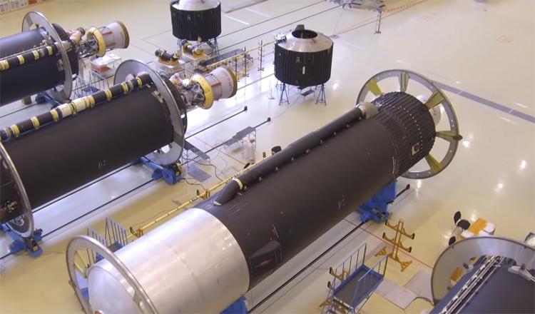 """Запуск ракеты «Ангара» с разгонным блоком «Персей» намечен на 2020 год"""""""