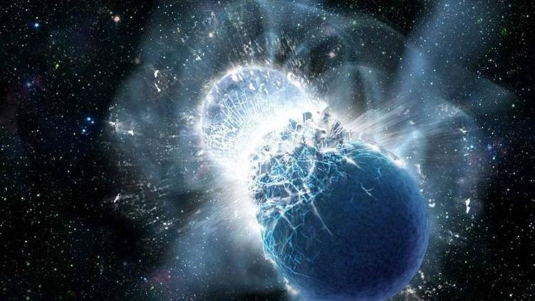 Зафиксированы гравитационные волны от вероятного слияния двух нейтронных звёзд