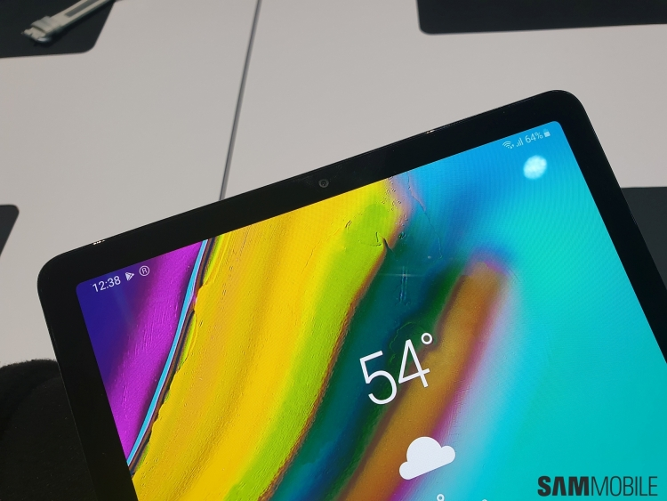 "У Galaxy Tab S5e обнаружена проблема, схожая с дефектом антенны iPhone 4"""