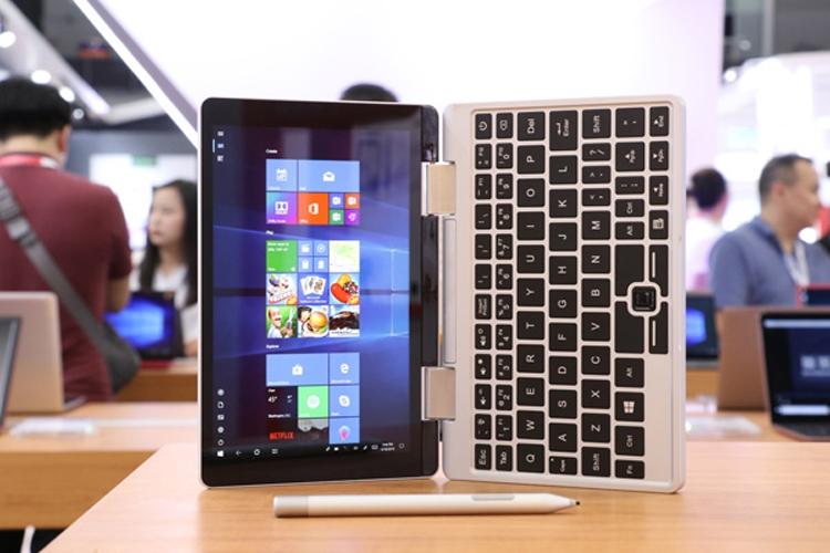 """Трансформируемый мини-ноутбук Topjoy Falcon получит процессор Intel Amber Lake-Y"""""""