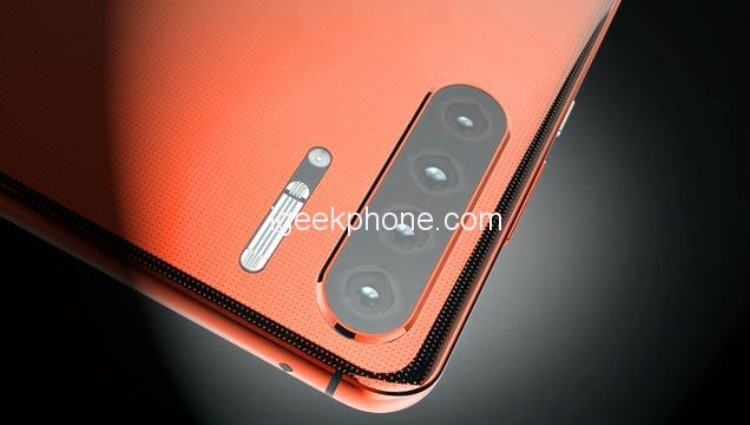 """Концептуальный смартфон Huawei с поддержкой 5G появился на изображениях"""""""