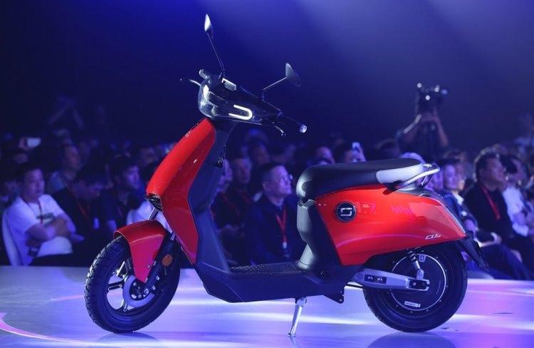 """Под брендом Ducati будут выпускаться электрические скутеры"""""""