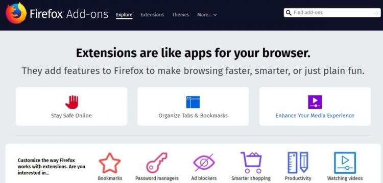 "В Firefox отключились расширения из-за истечения срока действия сертификата"""